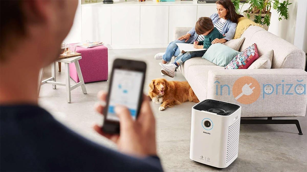 filtru-aer-aplicatie-smartphone-wireless-mucegai-miros-gaze